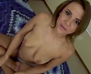 Brother Obsesses over Sister's Grown-Up, Womanly Body - Sister Helps Brother - Brunette, POV, Siblings, Virtual Sex - Maria Jade