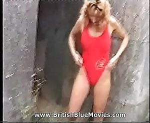 Kerry Matthews - British Outdoor Undressing