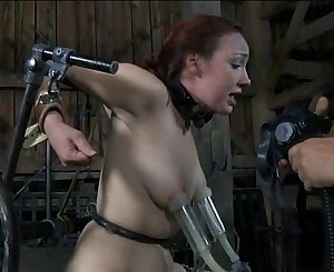 BDSM Victim Mia Electro and Torments